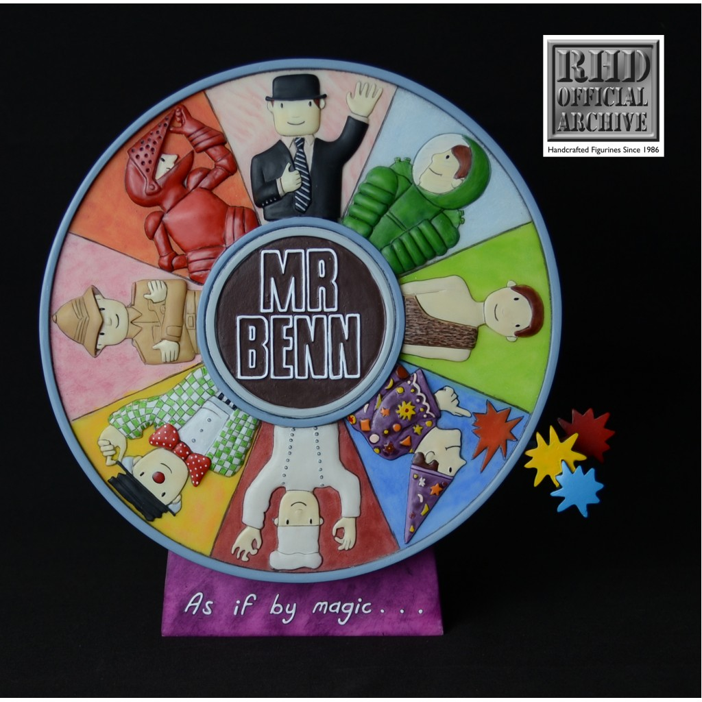 Mr Benn - Musical Box-  Archive Auction Piece