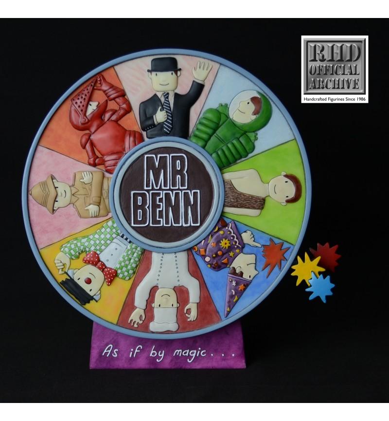 Mr Benn - Musical Box-  Archive Auction Piece