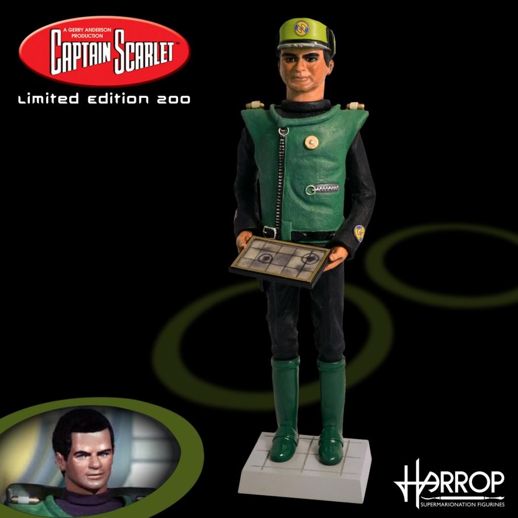 Lieutenant Green - Lunarville 7
