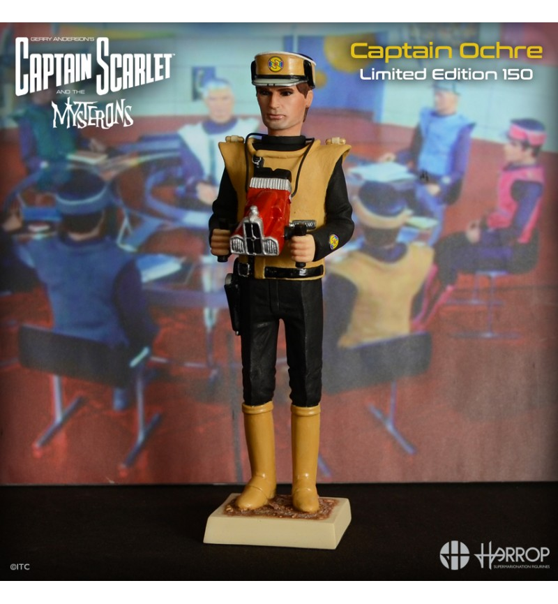Captain Ochre – Limited Edition 150