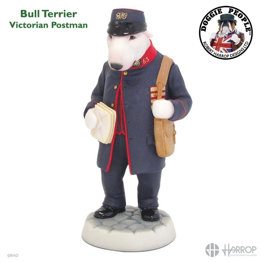 Bull Terrier - Victorian Postman