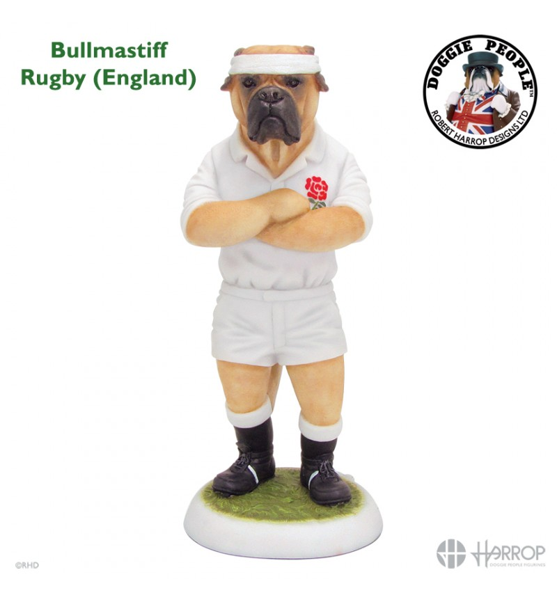 Bullmastiff - Rugby - England