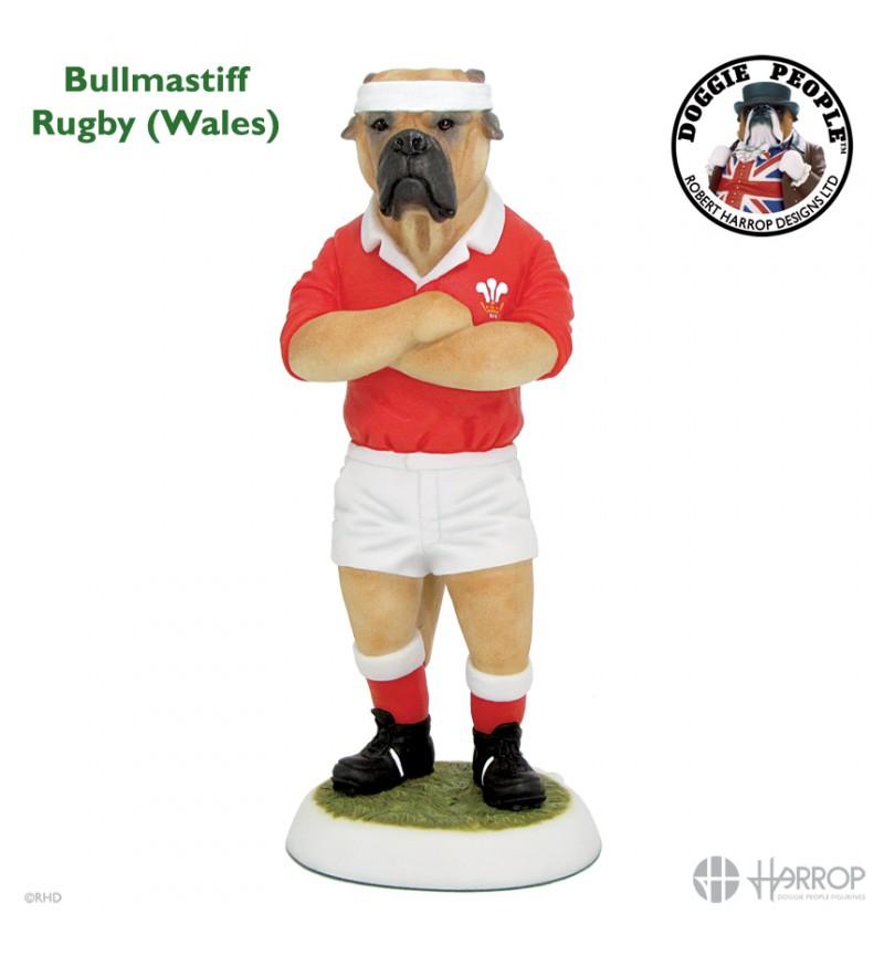 Bullmastiff - Rugby - Wales