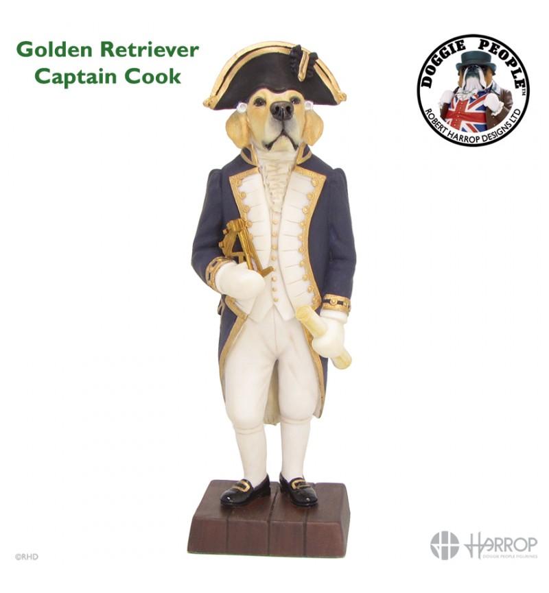 Golden Retriever - Captain Cook