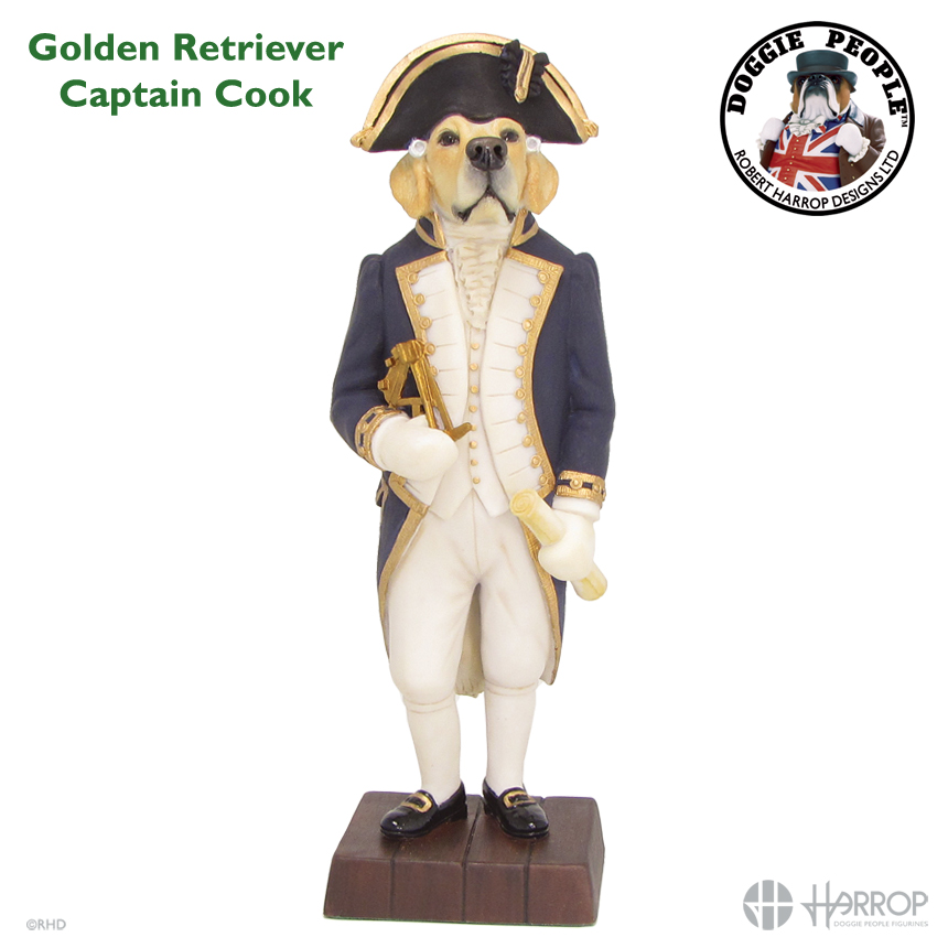 Golden Retriever - Captain Cook