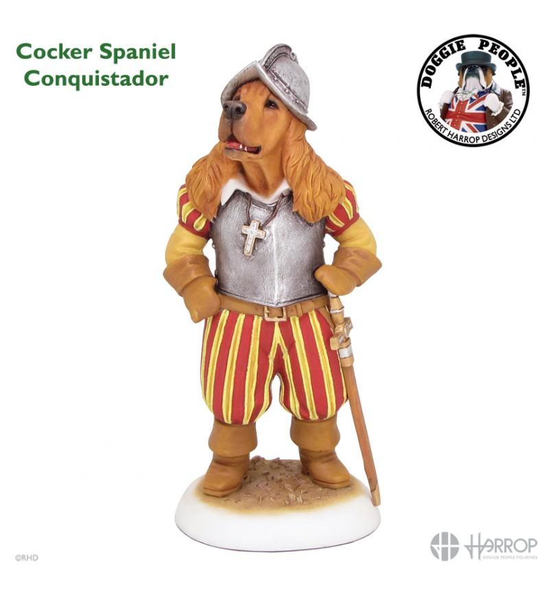 Cocker Spaniel - Conquistador