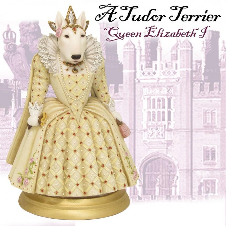 Bull Terrier - Queen Elizabeth I