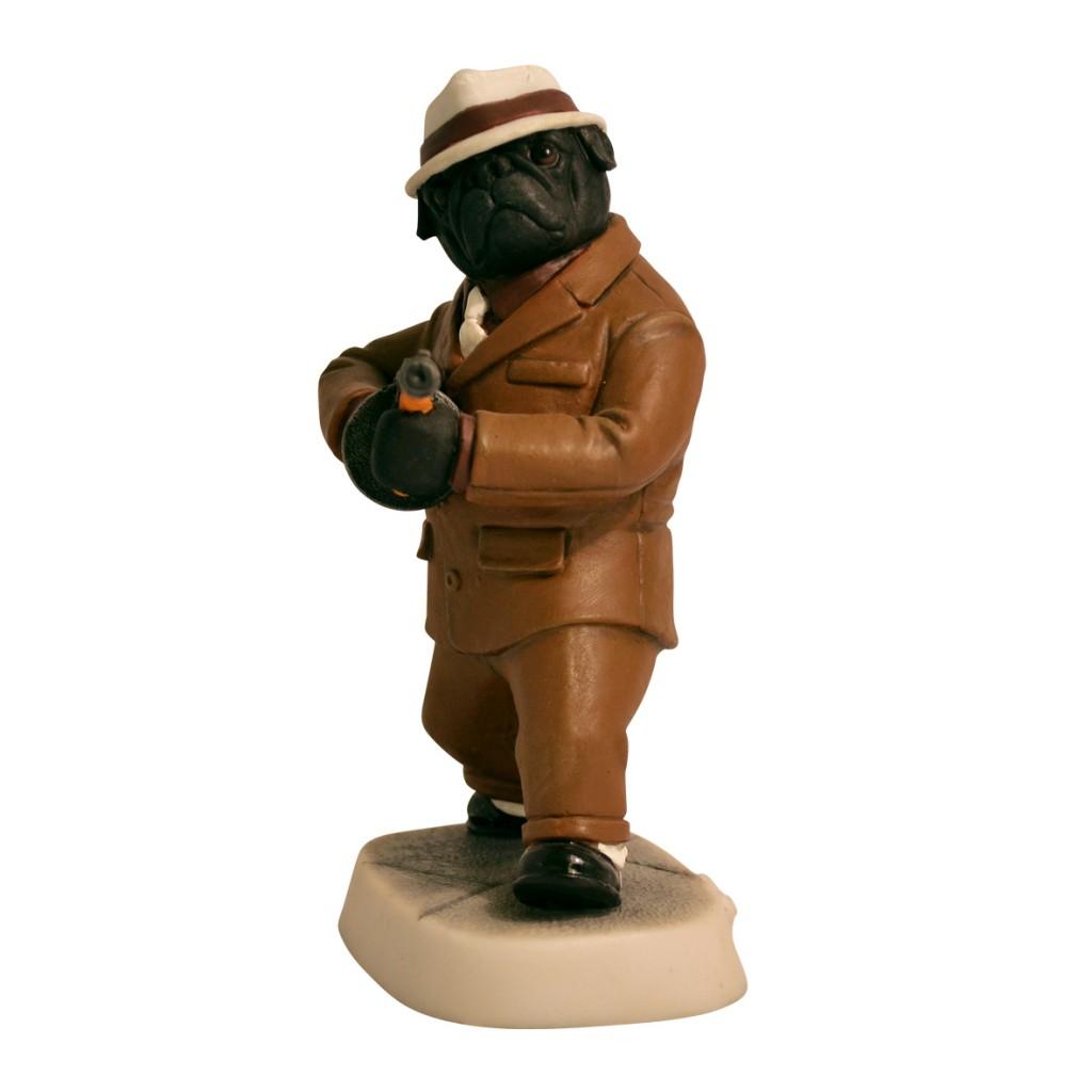 Black Pug - Gangster - Pugsy Malone