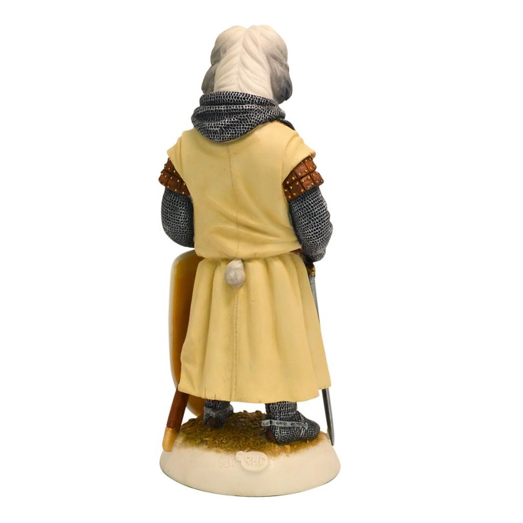 Old English Sheepdog - Templar Knight