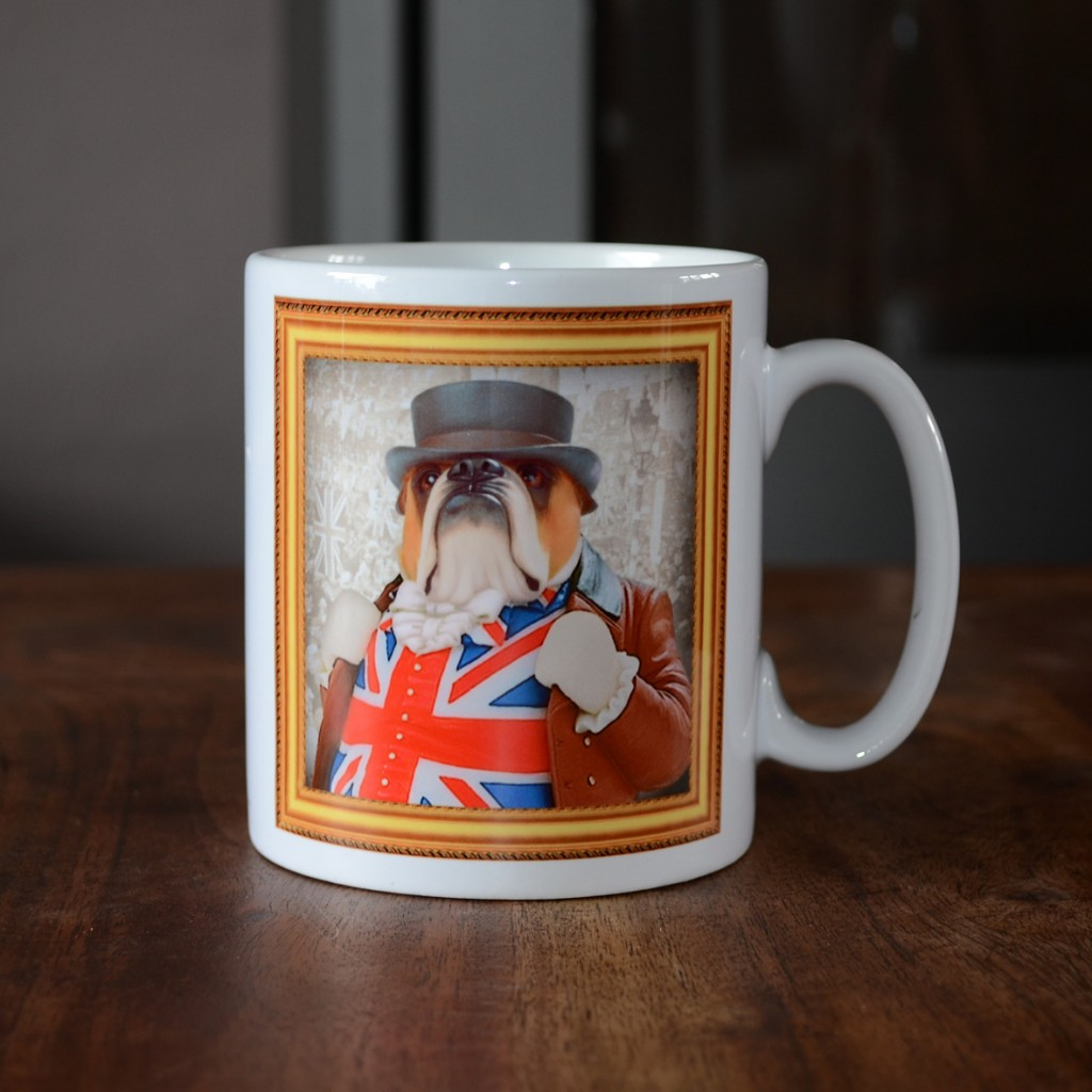 Bulldog - John Bull - Coffee Mug