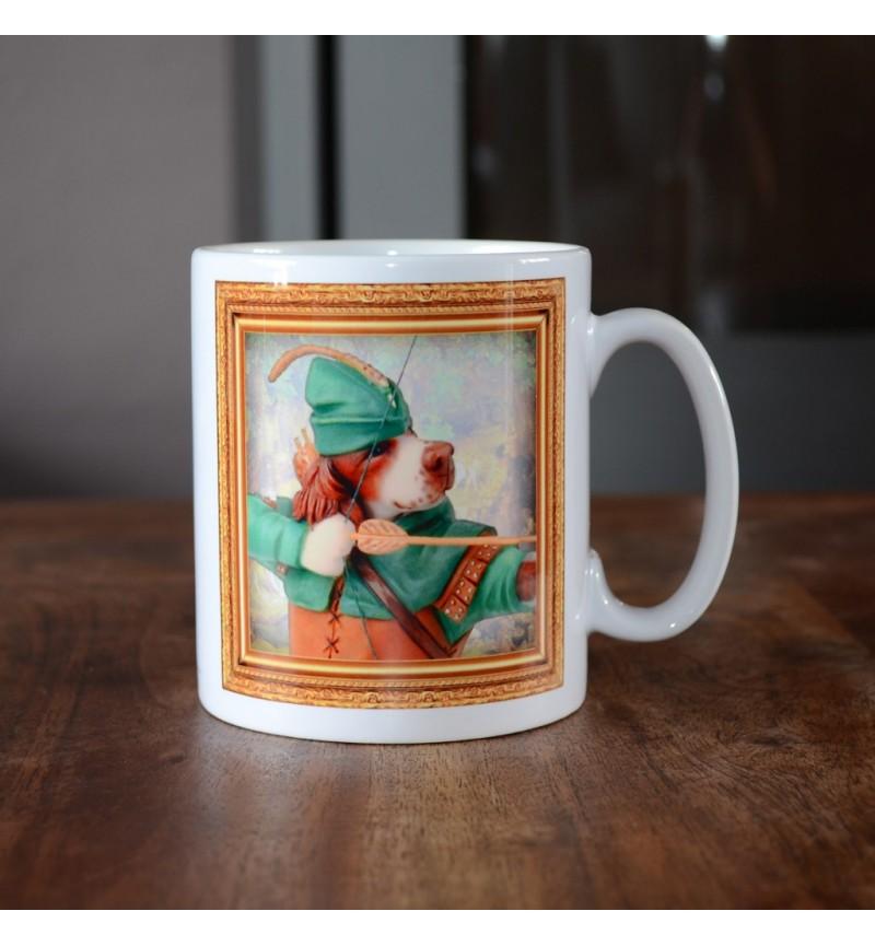 Springer Spaniel - Robin Hood - Coffee Mug
