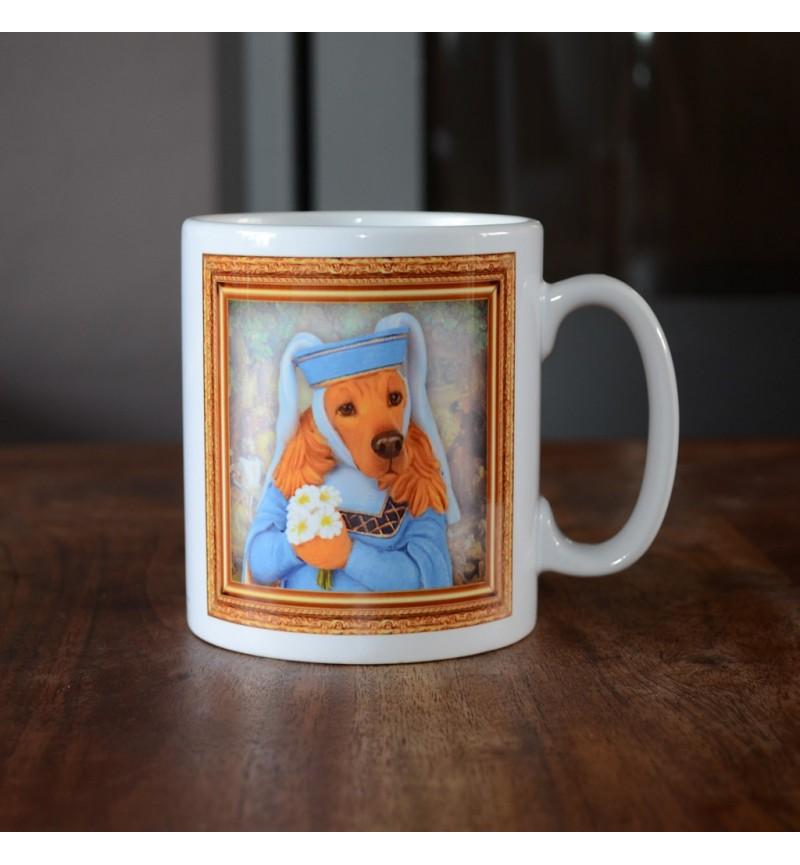 Cocker Spaniel - Maid Marian - Coffee Mug
