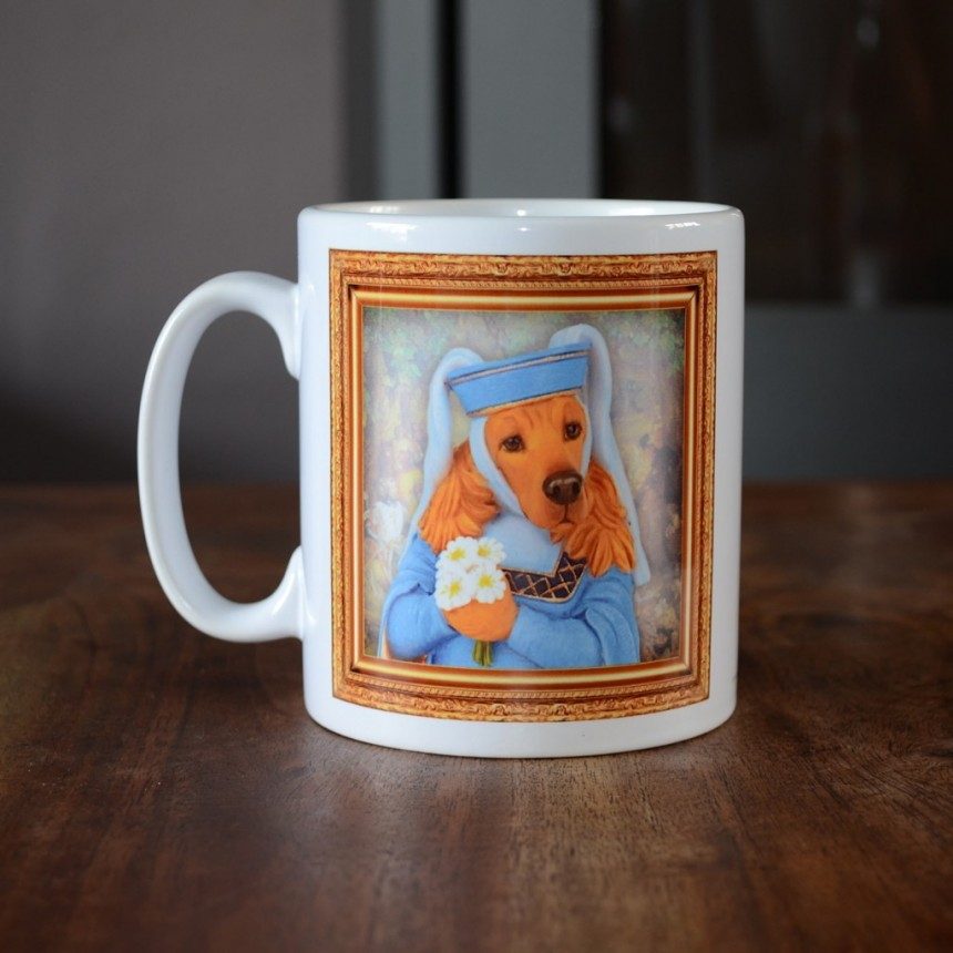 Cocker Spaniel - Maid Marian - Coffee Mug