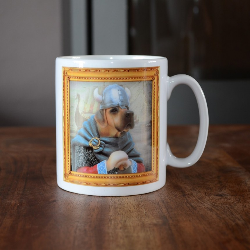 Great Dane - Viking - Coffee Mug
