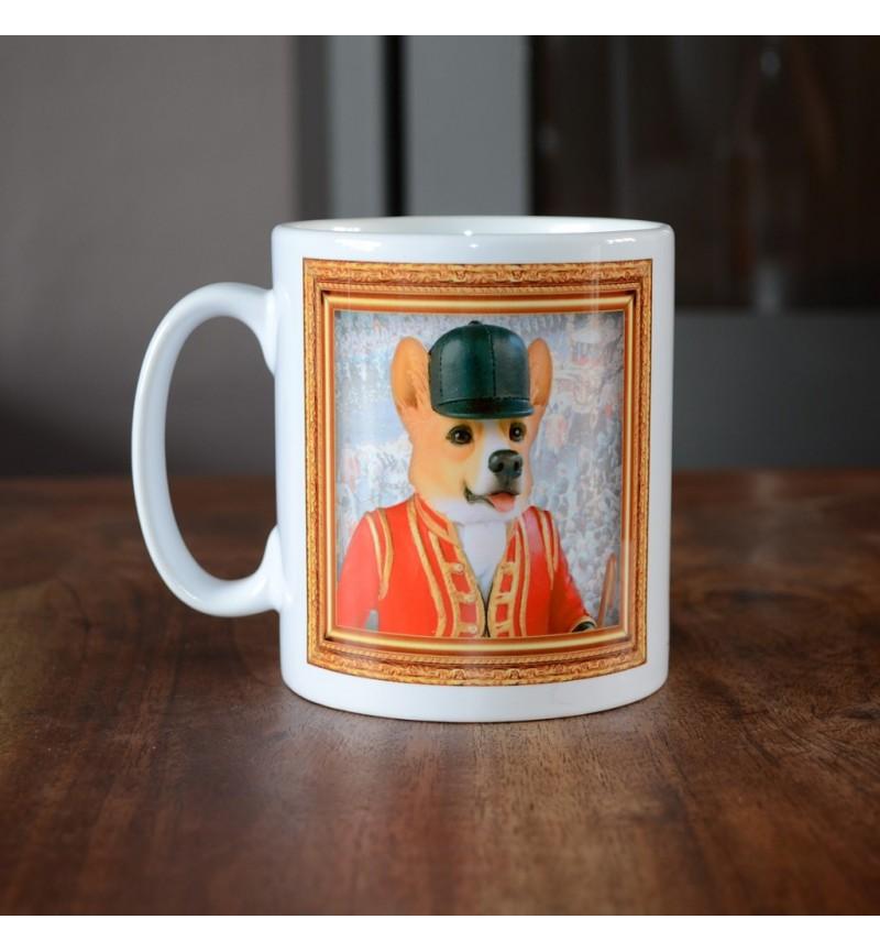 Corgi - Royal Groom - Coffee Mug