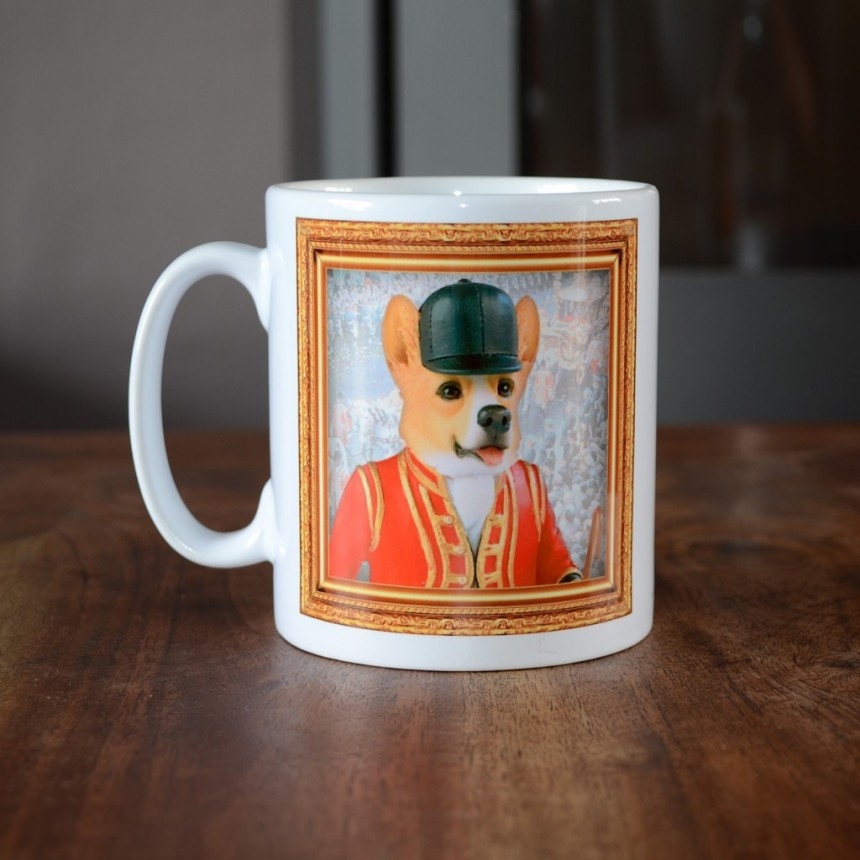 Corgi - Royal Groom - Coffee Mug