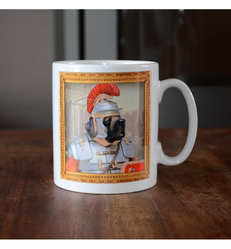 Mastiff - Roman Centurion - Coffee Mug