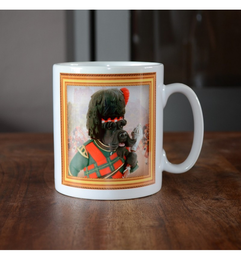Scottish Terrier - Drum Major - Coffee Mug