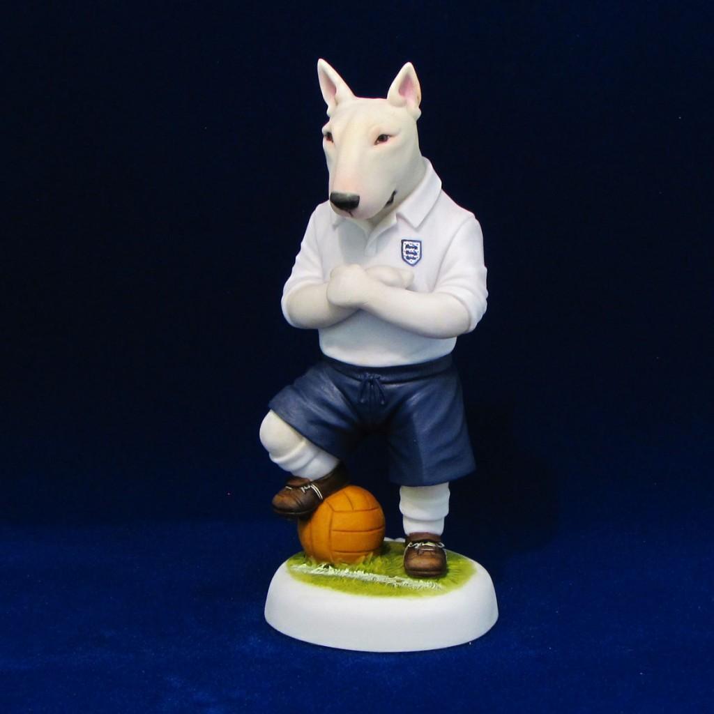 Bull Terrier - Footballer - England World Cup 1966