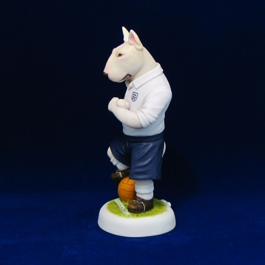 Bull Terrier - Footballer - England World Cup 1966