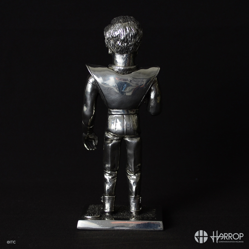 Steve Zodiac - Pewter - L E 50