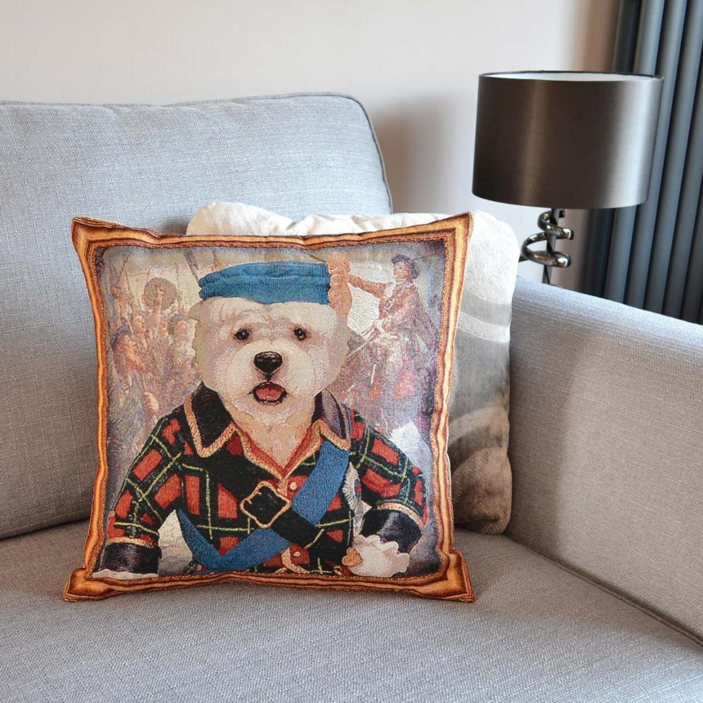 West Highland Terrier - Bonnie Prince Charlie