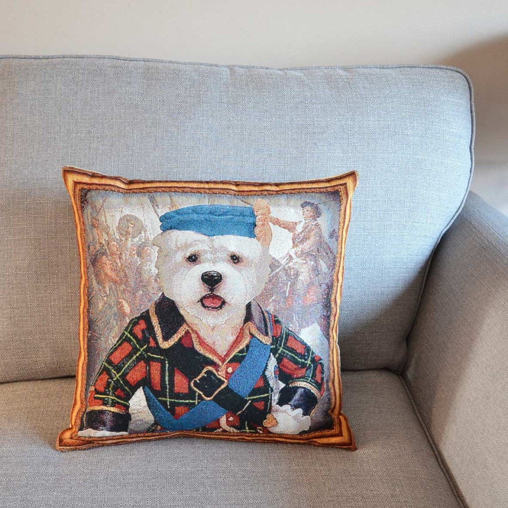 West Highland Terrier - Bonnie Prince Charlie