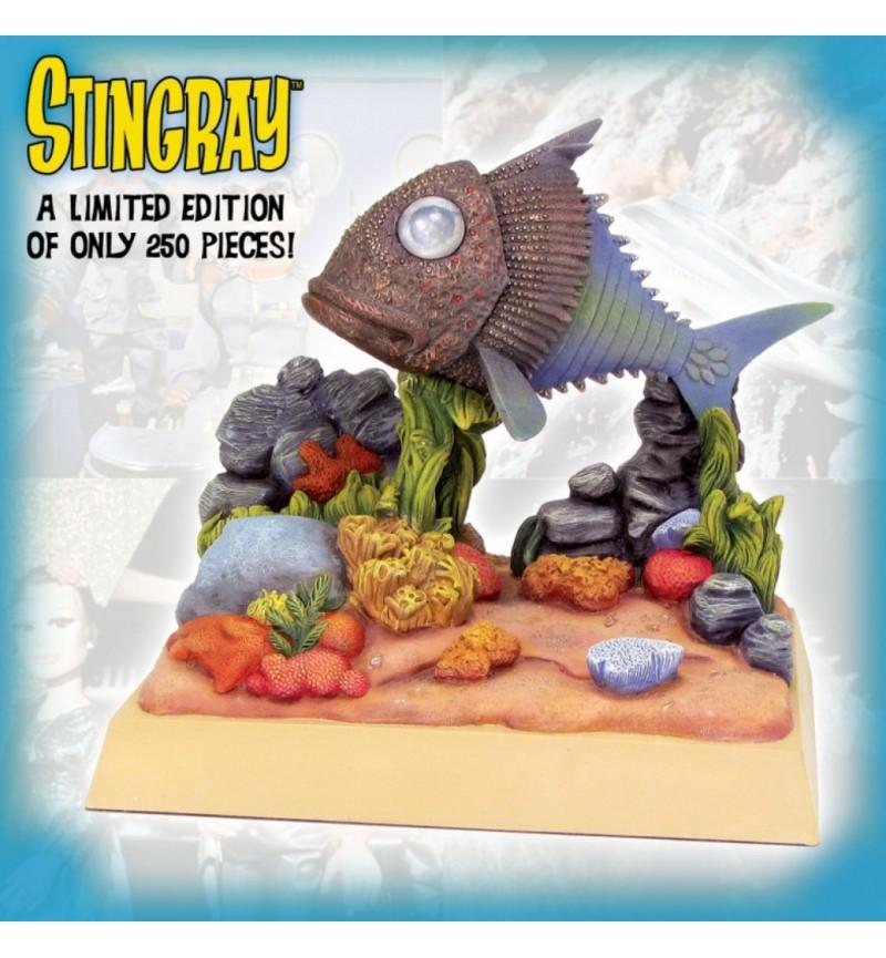 Terror Fish, Stingray, Supermarionation