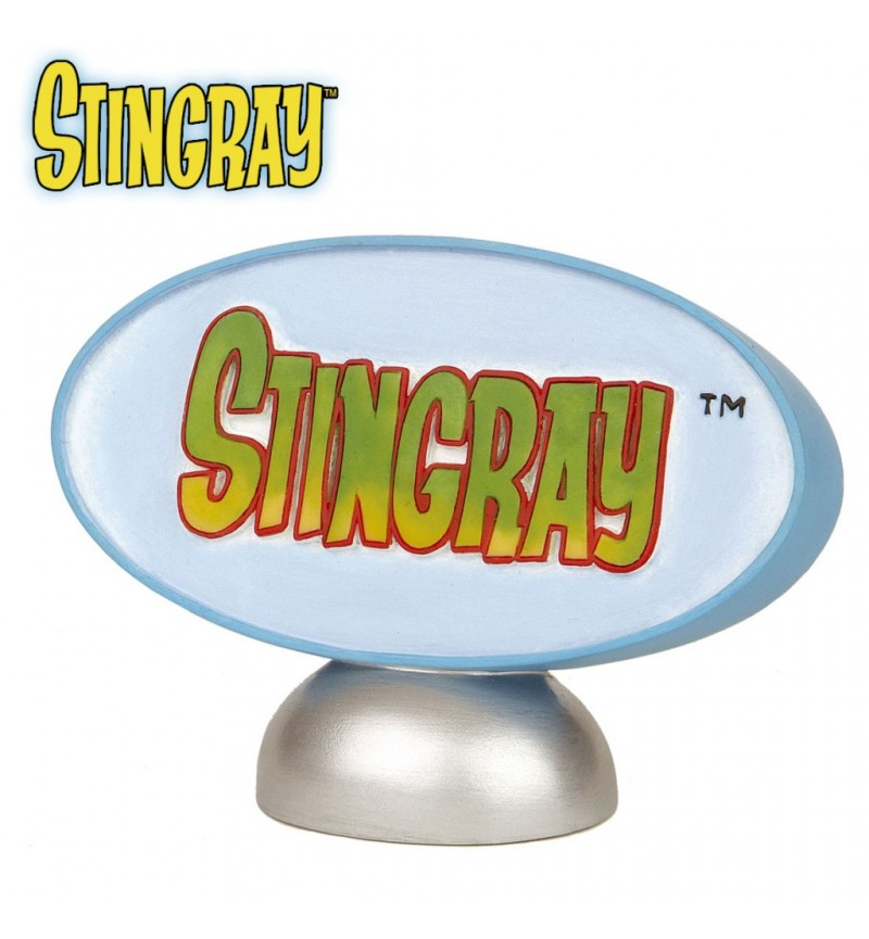 Stingray Collection Plaque