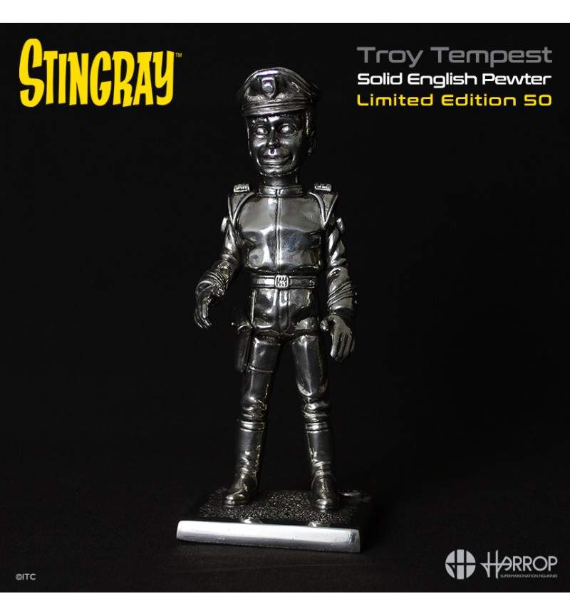 Pewter - Troy Tempest - L.E 50 - LOW STOCK