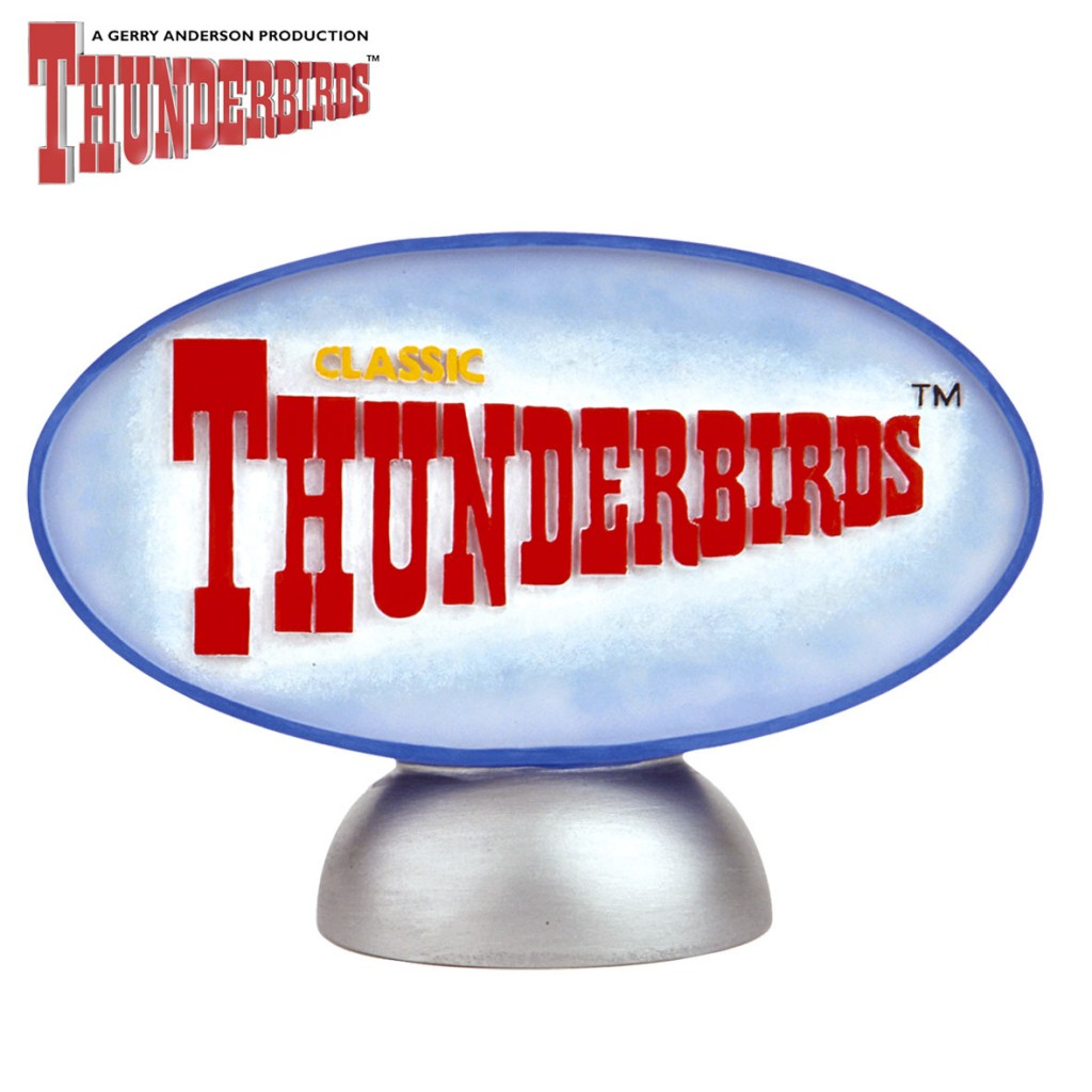 Thunderbirds Collection Plaque