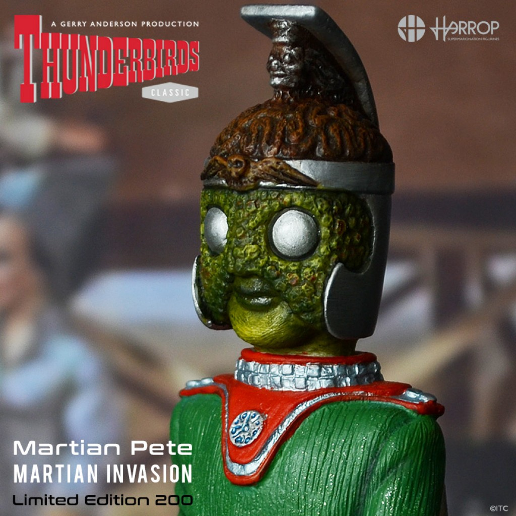 Martian 'Martian Invasion'