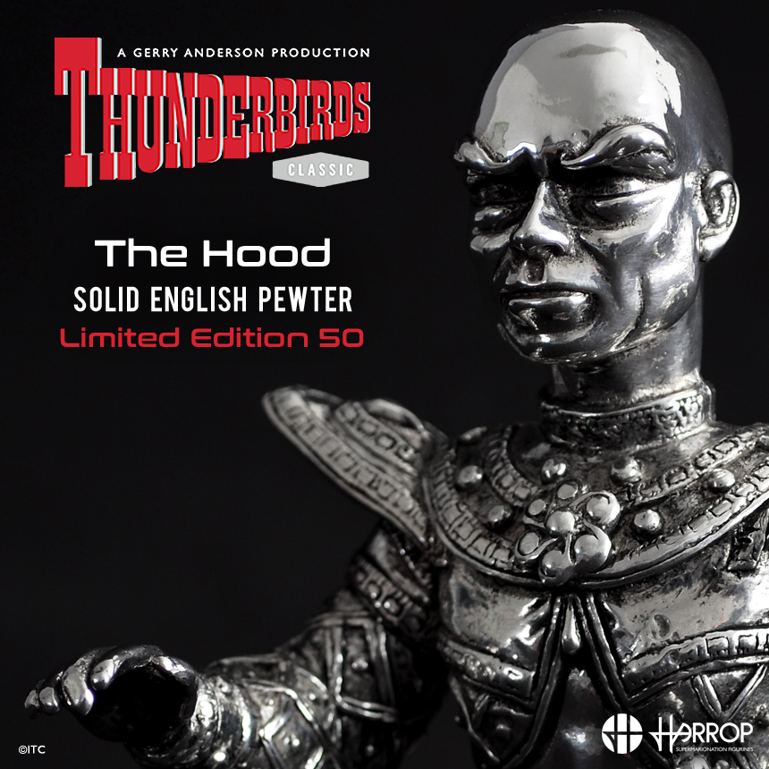 The Hood – Pewter Limited Edition 50