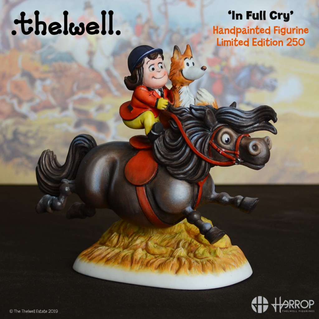 Thelwell – In Full Cry – LE 250