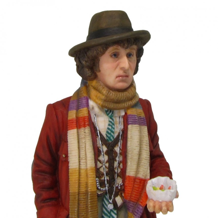 Fourth Doctor, Tom Baker
