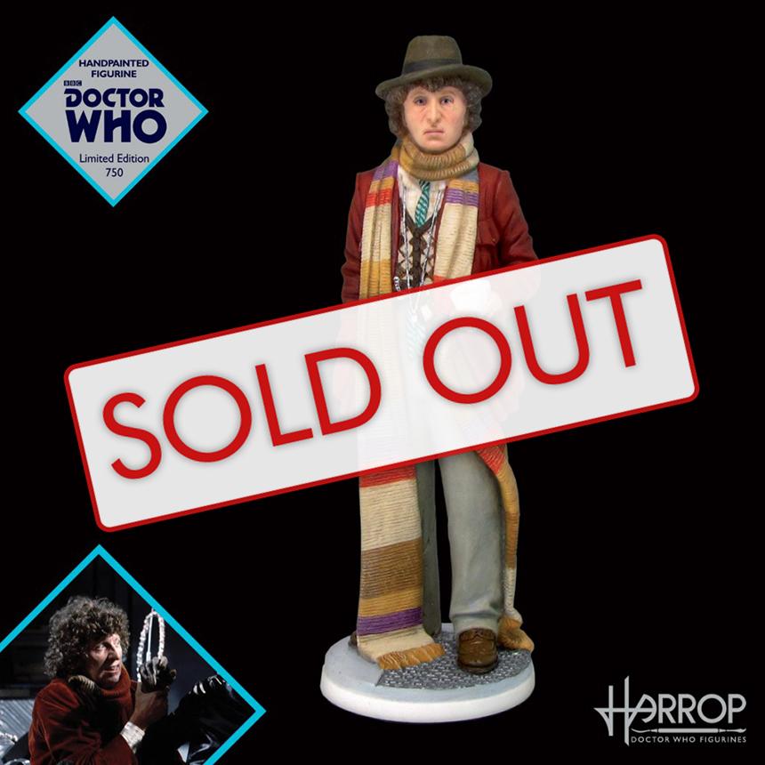 Fourth Doctor, Tom Baker