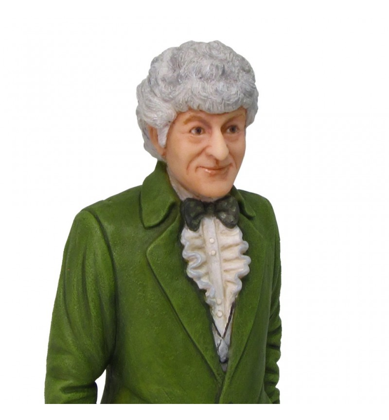 Third Doctor, Jon Pertwee