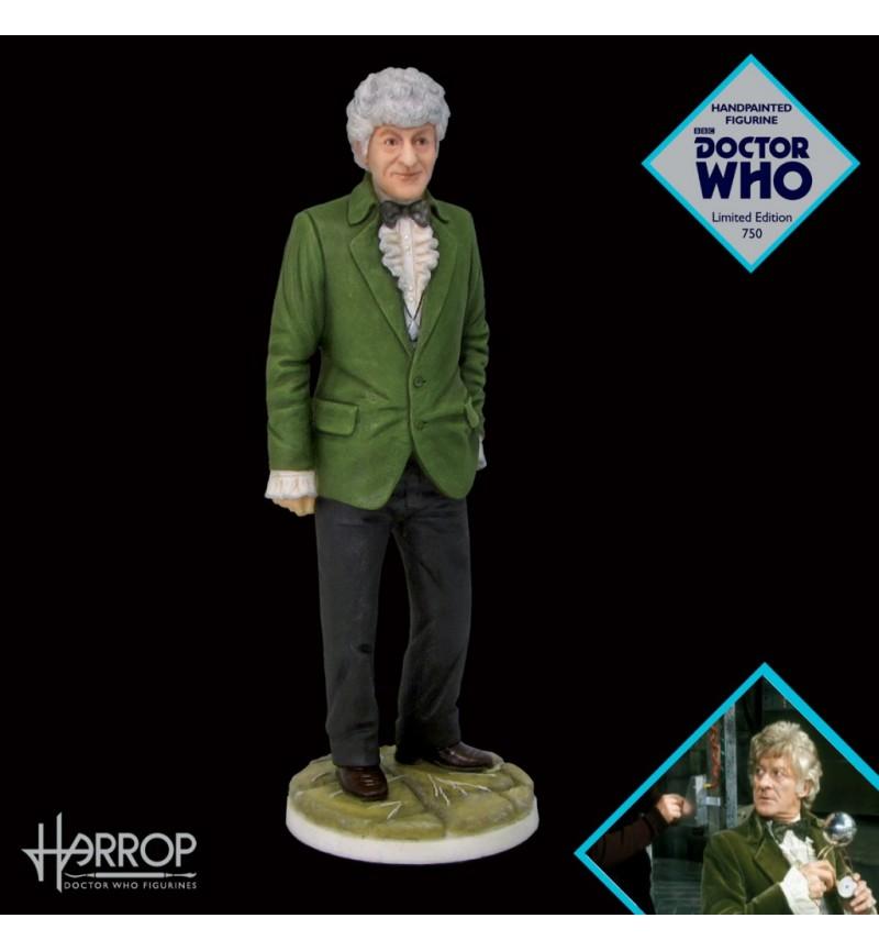 Third Doctor, Jon Pertwee