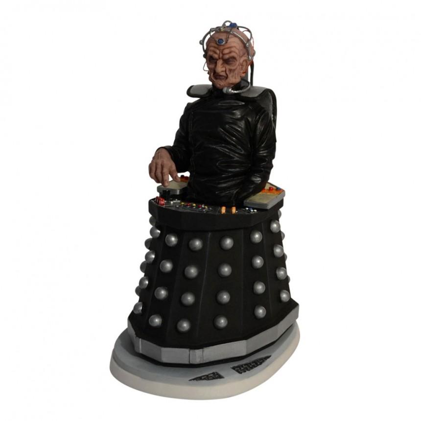 Davros - Genesis of the Daleks (1975)