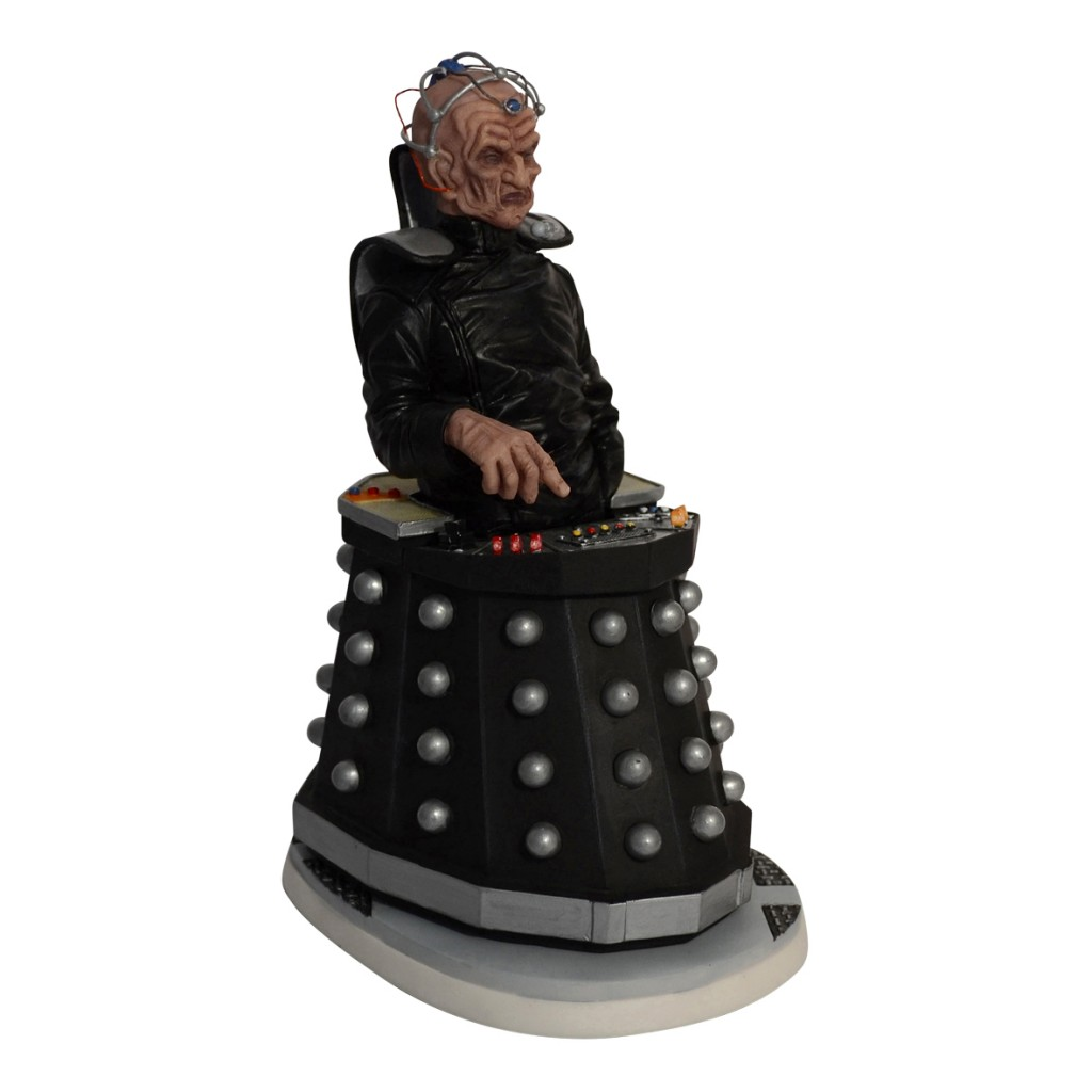 Davros - Genesis of the Daleks (1975)