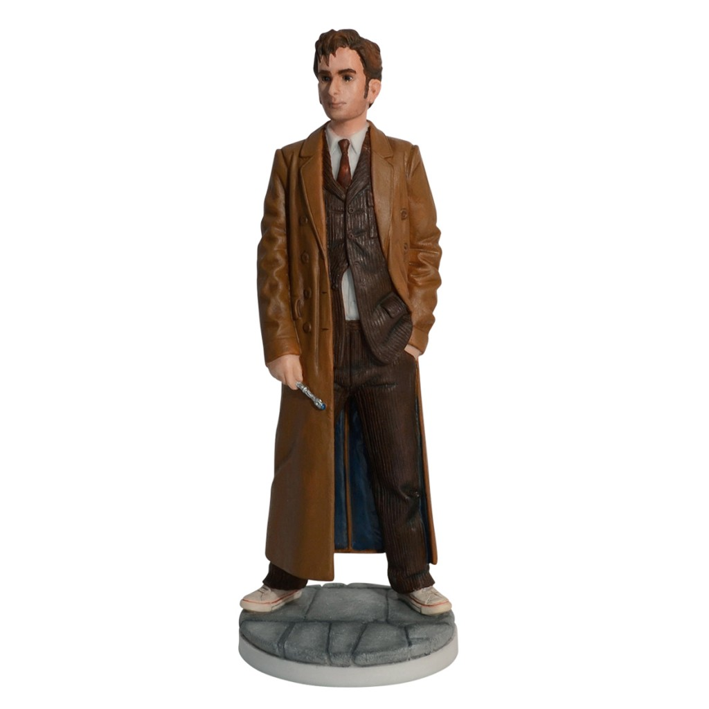 The Tenth Doctor, David Tennant