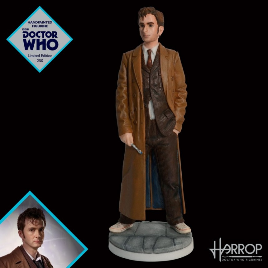 The Tenth Doctor, David Tennant