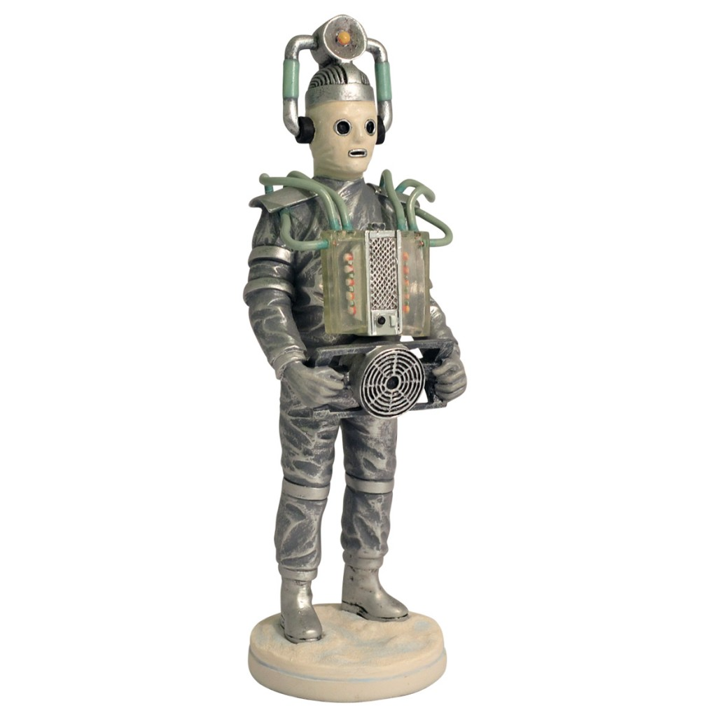 Cyberman - The Tenth Planet (1966)