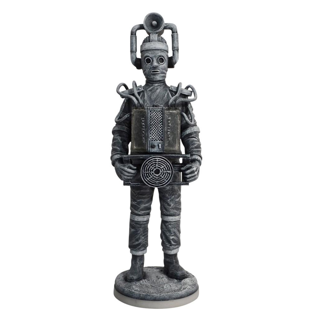 Cyberman - The Tenth Planet (1966) - Monochrome