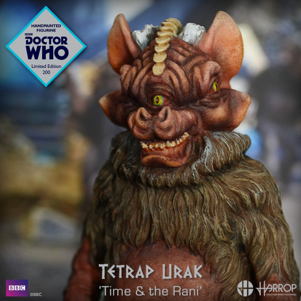 Tetrap Urak - The Final Few!