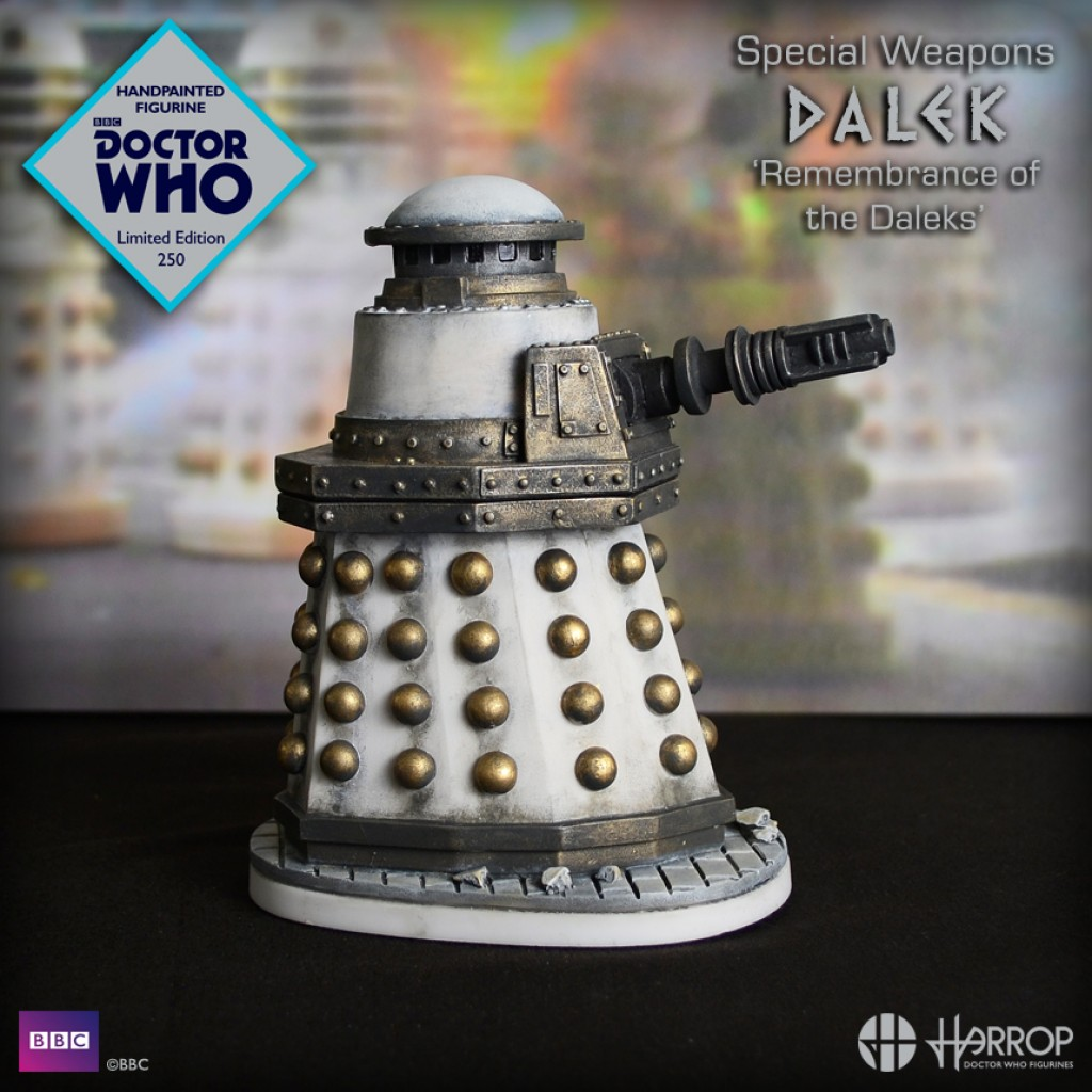 Special Weapons Dalek – Limited Edition 250