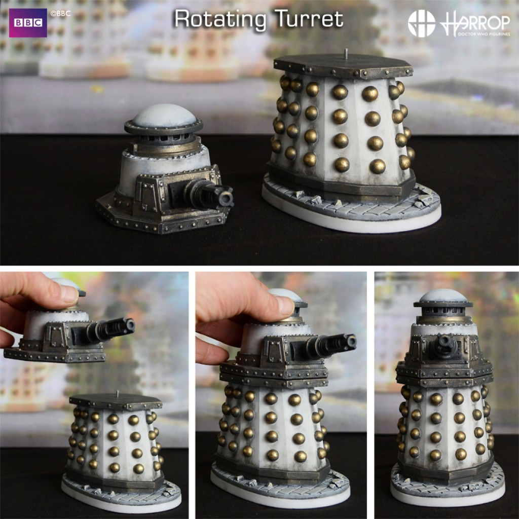 Special Weapons Dalek – LE 250