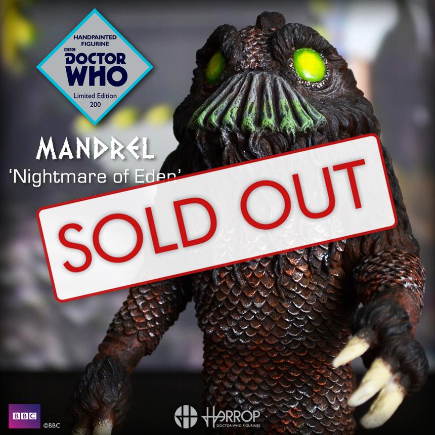 Mandrel – Nightmare of Eden (1979)