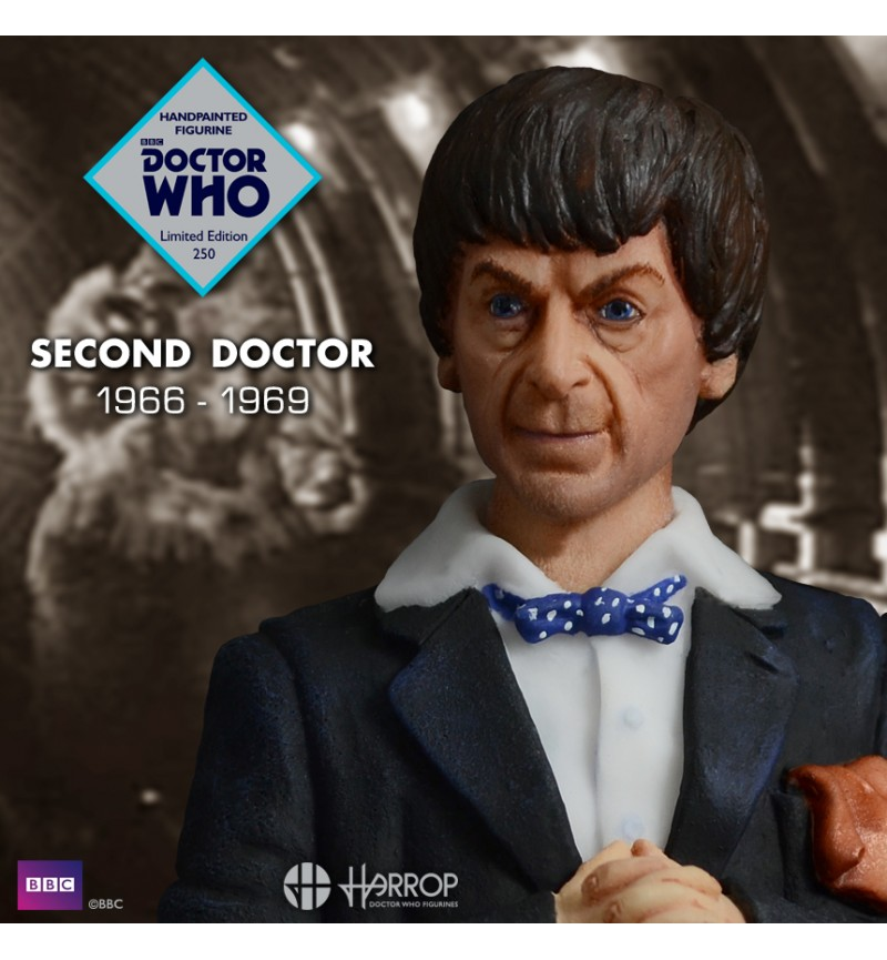 Patrick Troughton - The Second Doctor