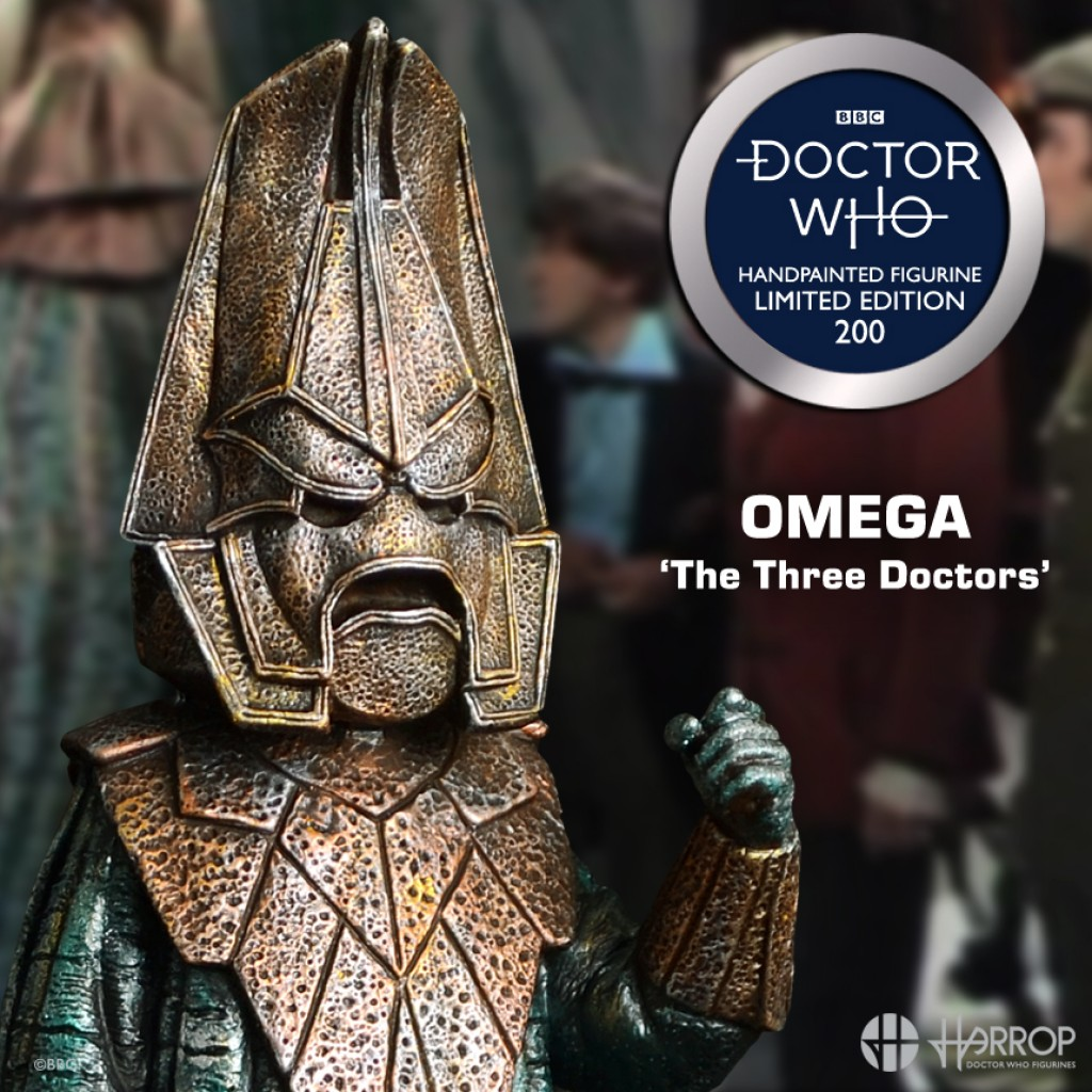 Omega – The Three Doctors – L.E 200